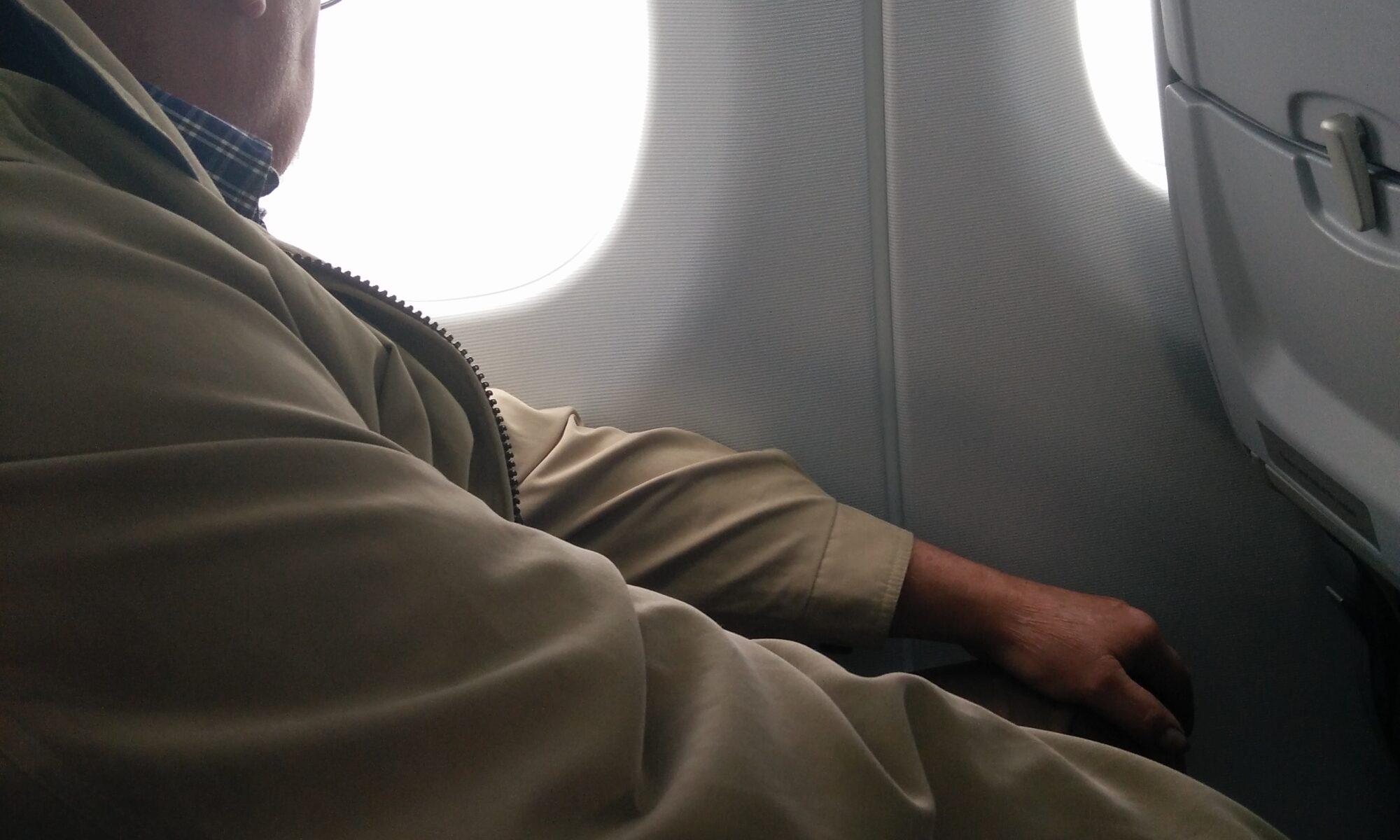 Far i flyveren